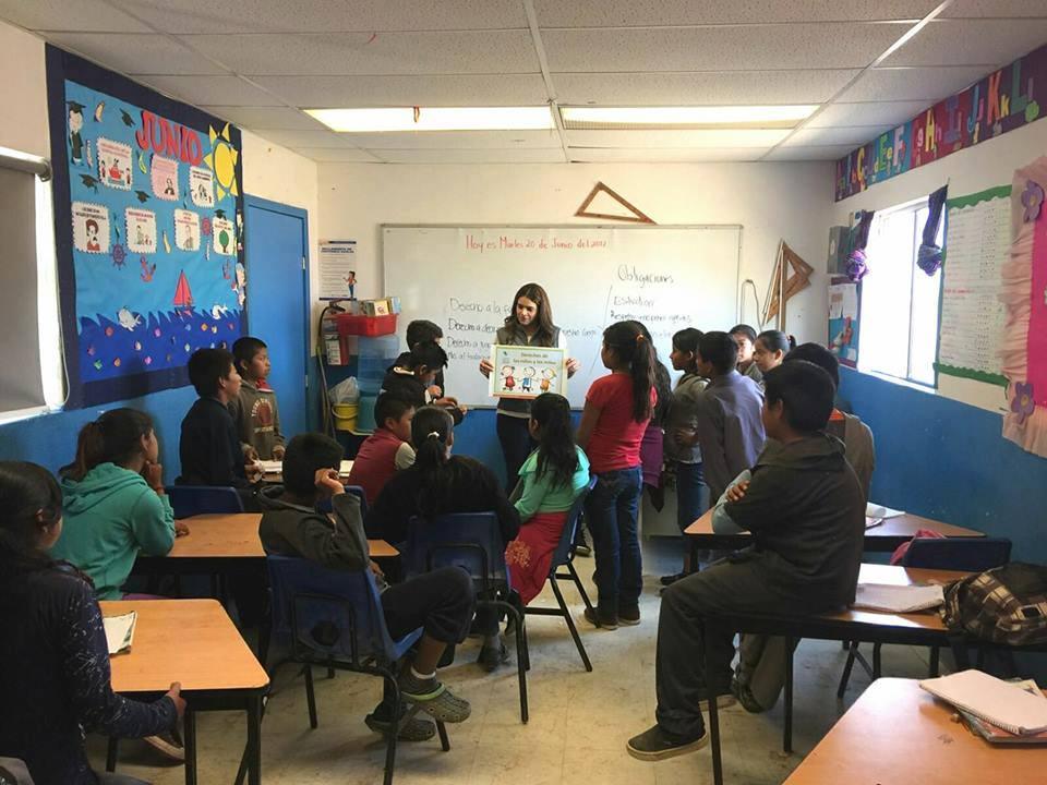 Promueve CEDHBC formación de mujeres promotoras de derechos humanos en San Quintín